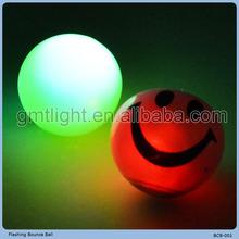 EU standard solid rubber bouncing balls 60mm