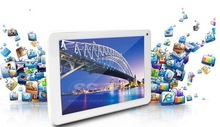 hot selling cheap dual camera wifi tablet Q8 Allwinner , 7 inch smart android tablet pc