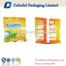 new style 30g washing powder medium sealing bag / small capacity washing powder packing bag