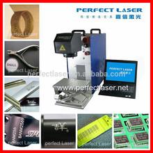 Metal Earphone Fiber Marking Machine fiber laser marking machine laser engraving for ring