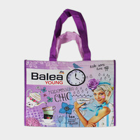 Printing non-woven fabric shopping bag