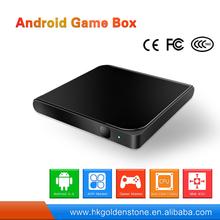 IPTV Total Solution Provider Android Qurd Core OTT Smart TV Box