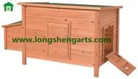 fir wood cheap chicken coop