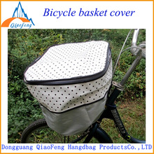 Waterproof Bicycle Basket Cover,Rain Cover Bike Basket