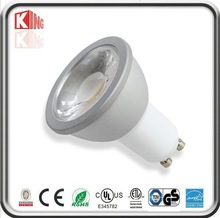 High Efficiency 50W Halogen Dimmable Replacement 450LM ETL LED Spot GU10 5W LED Light Bulbs