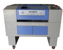 high precision co2 mini laser cutting machine