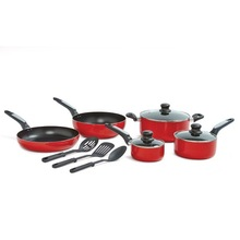 11pcs Non-stick Cookware Set with Gift Box