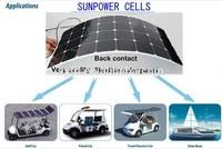 100W/12V PV solar Panel price for 1000 Watt Solar Kit