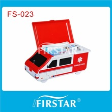 Promotion gift oem hot selling first aid kit for indoor and home