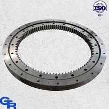 cross table rolling bearing, bearing swivel bearing used railway wheels