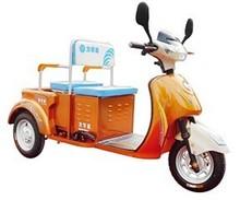 3-wheeler battery operated passenger open rickshaw