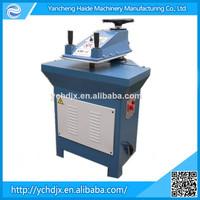 Top sale 16T hydraulic manual die cutting press