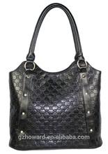 fashion wholesale online OEM brand good quality tote handbag
