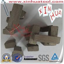 Diamond Powder and Metal Bond Powder Diamond Segment