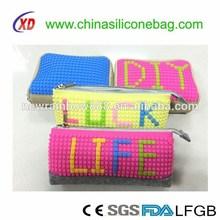 nice silicone rubber bag,silicone hand bag,silicone bag