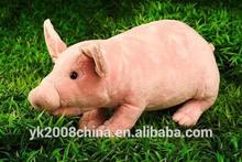 Custom stuffed toys pig & pink pig toy