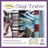 100% Polyester flocked velvet sofa fabric
