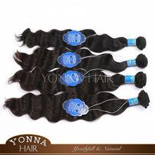 Super quality useful deep wave unprocessed malaysia hair