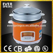 1.8 Liter drum rice cooker/steamer With Specific Autostretch Wire Storage