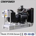caliente de productos de china al por mayor kva 375 deutz silencioso libre de energía diesel generador de imán permanente generador de corriente alterna
