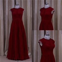 Top quality formal gown beautiful long evening dresses in bangkok