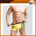Los hombres boxeador sin fisuras de las imágenes de los hombres/adultos sexy ropa interior hombres/gay calzoncillos oem