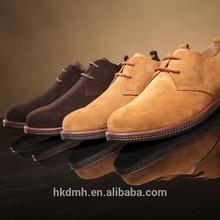 di alta qualità completo pattini di cuoio genuina degli uomini per il tempo libero scarpe da uomo di progettazione