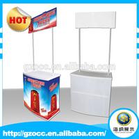 Supermarket promotion counter/promotion desk/promotion table