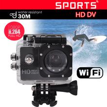 SJCAM SJ4000 Sport DV Full-HD 1080P[1920*1080] Waterproof Pro WIFI/WRIST Remote Control Action Camera