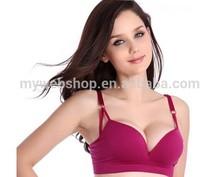 2015 Hot Item fashion gym/sport/yoga girl sport seamless bra xxx photos china