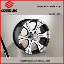deep dish alloy wheels 4218004