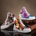 أزياء المرأة حذاء جلد طبيعي 2014 مجانا shippings الأحذية الأحذية الاحذية الجديدة