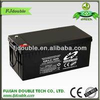 Solar Gel Battery 12v 200ah Wind Turbine Battery Ups Solar Battery 12v 200ah