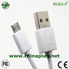 Micro usb data cable for samsung mobile phone