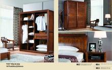 solid wood wardrobe bedroom furniture