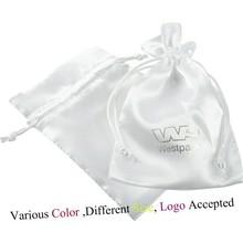 Satin Lingerie Bag,Satin Dust Bag, Satin Shoe Bag