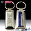 Promotion custom music key ring for gift