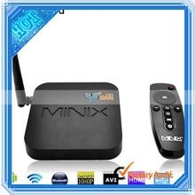Minix NEO X6 Quad Core Amlogic S805 1G/8G Google Android TV Box Player