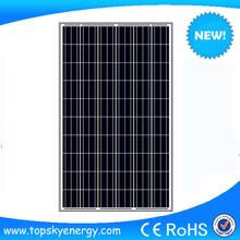 250W poly Best price per watt solar panels solar panel mounting