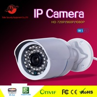 TL-MBRW-02 720P HD IP network home security day ir night wifi metal outdoor bullet wifi sport camera