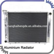NEW 3 ROW 52mm aluminum radiator FOR Holden Commodore VL VN VG VP VQ VR VS 5.0L