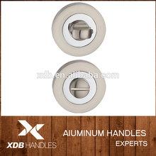 Hand Shaped Zinc Door Knob For Industrial Door T2
