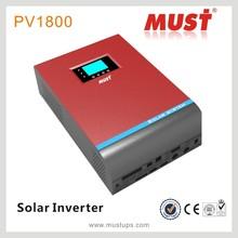 4KVA solar panel inverter dc inverter solar air conditioner
