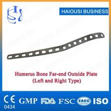 Orthopedic Implants,Trauma Implants steel plate, Humerus Fracture Bone Steel Plate