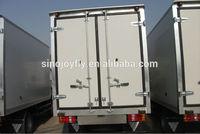 refrigerated ice cream transportation truck body chevy truck