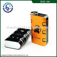 hottest personal vaporizer pen 180w god mod smy God 180 Mod