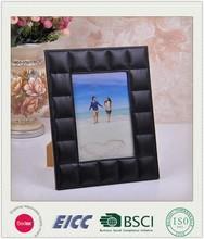 PU leather photo frame, Memory photo frame