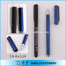 Logo print advertising plastic gel ink pen