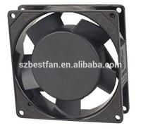 9225 220V Exhaust Car Cooling Fan