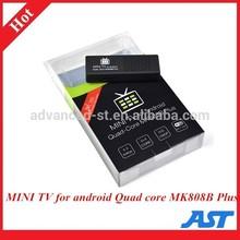 MK808B Plus TV stick Android 4.4 MINI PC Amlogic S805 Quad core Android TV Dongle